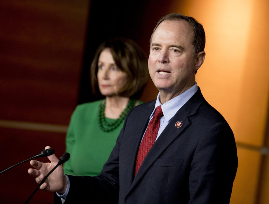 House Democrats not easing up on their impeachment probe