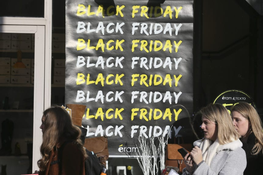 Black Friday frenzy goes global – and not everyone's happy