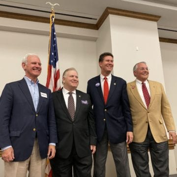 GOP Senate candidates speak in Butler County