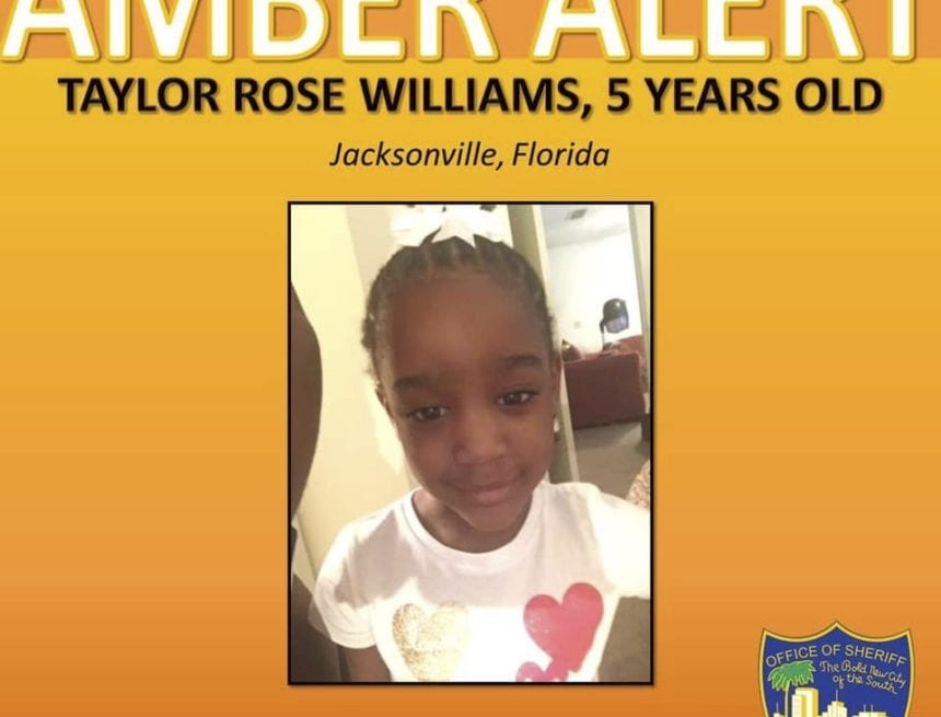 Mother of missing Florida girl charged after human remains found