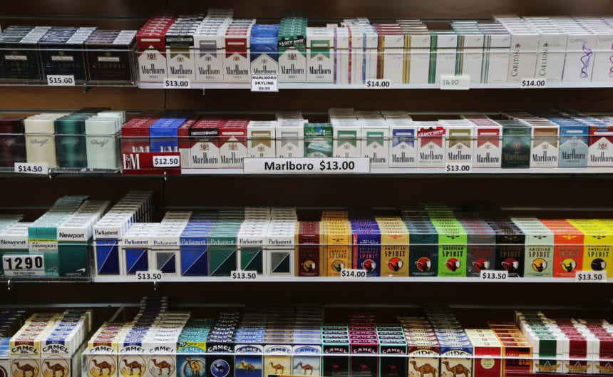 FDA: New tobacco law in effect