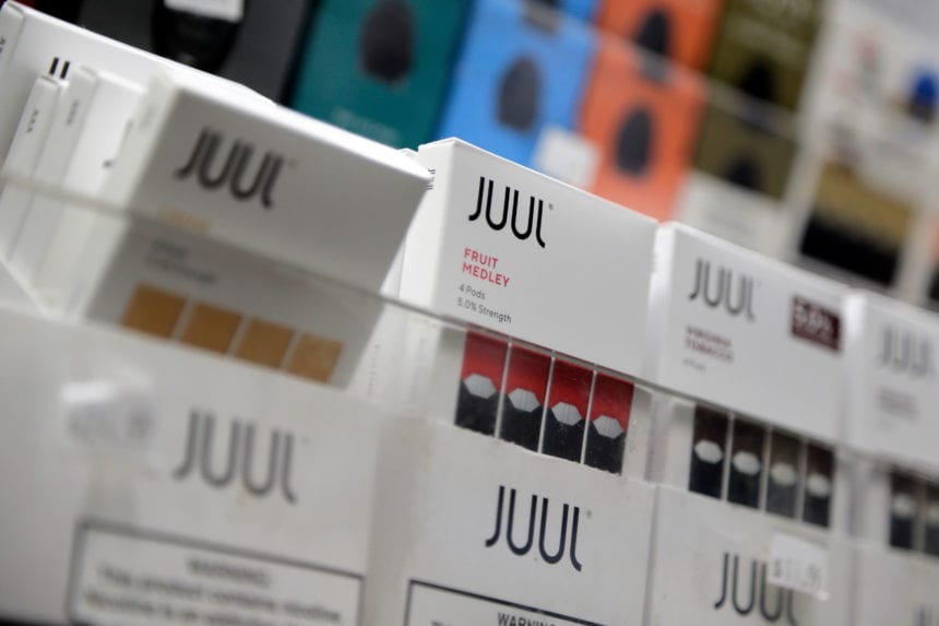 Trump suggests some flavored vapes may be pulled from market
