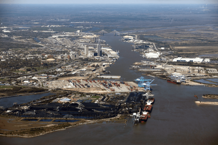 Port dredging provision in spending bill could complete 'transformative' Alabama project