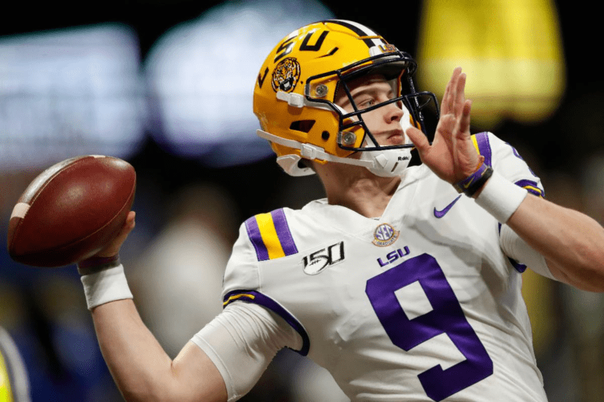 SEC smashes record for most NFL draft picks in 1st round
