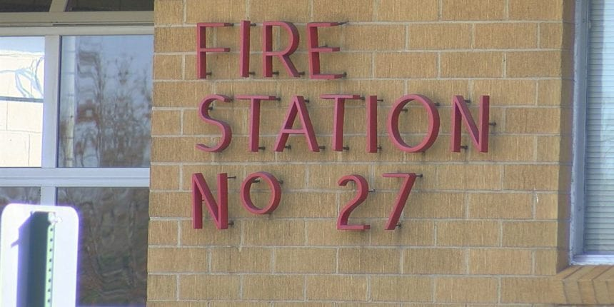 Lawsuit: Asbestos, mold, fumes make fire station hazardous