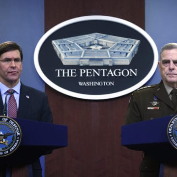 Pentagon prepares for possible Iranian reprisal after drone strike
