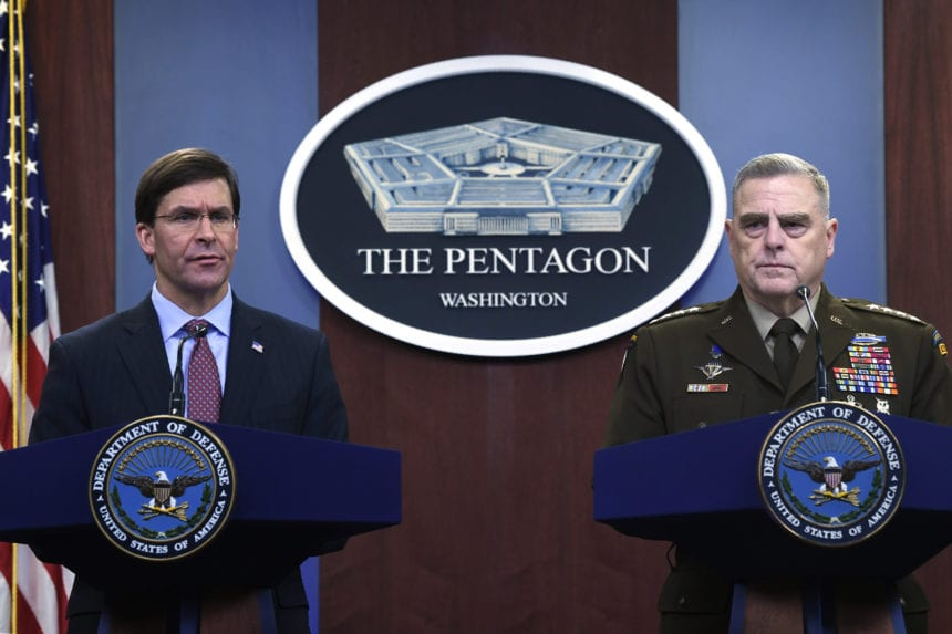 Bulging deficits may threaten prized Pentagon arms projects