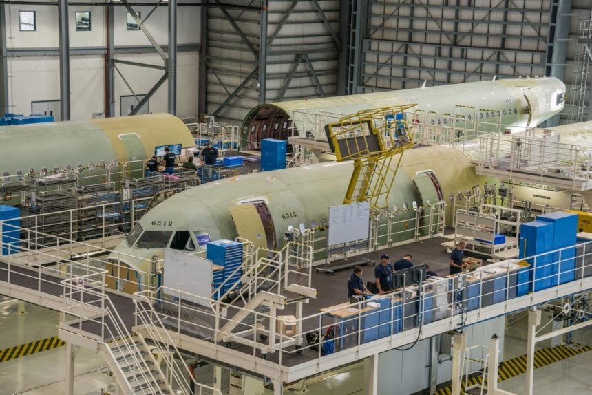 Airbus to expand production at Mobile plant