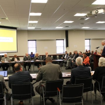 Transportation committee talks budgets, road planning