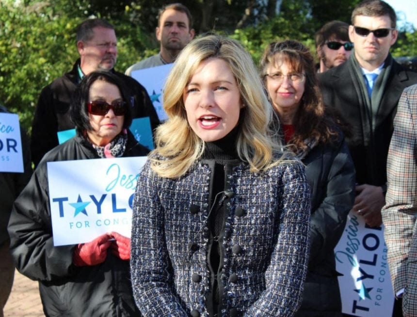Taylor takes 'squad' message to airwaves in AL-2