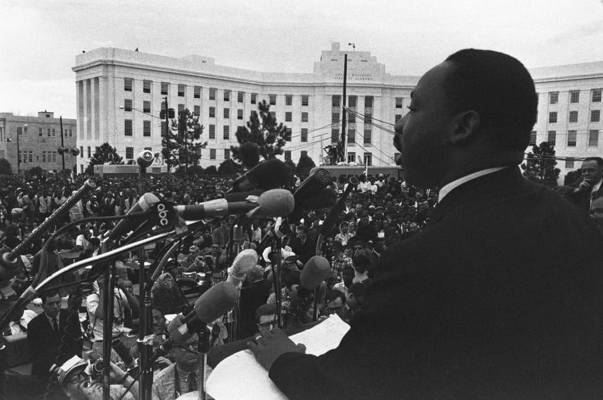 'How Long? Not Long' – Martin Luther King in Montgomery, Alabama, 1965