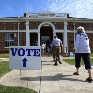 Poll shows Alabama voters want in-person and absentee options in November election