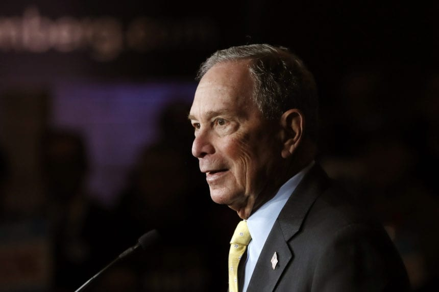Inside Mike Bloomberg's big play for black voters