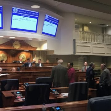 Legislature approves bill to slow future occupational taxes