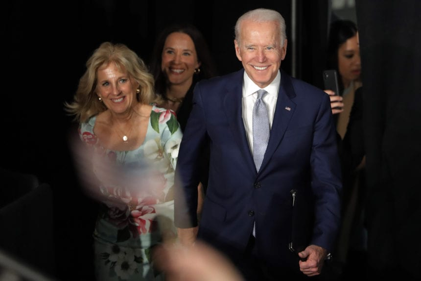 Super Tuesday test: Biden looks to blunt Bernie's rise