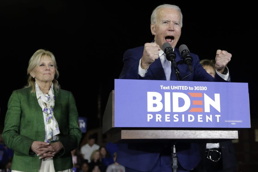 2020 Watch: Battleground map taking shape for Biden, Trump
