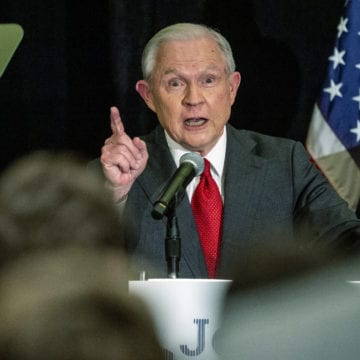 Sessions defends recusal in letter to Alabama voters