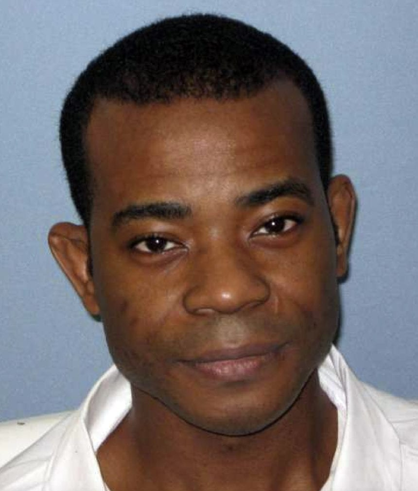 Alabama executes man convicted in killing of 3 officers