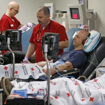 Alabamians encouraged to give blood