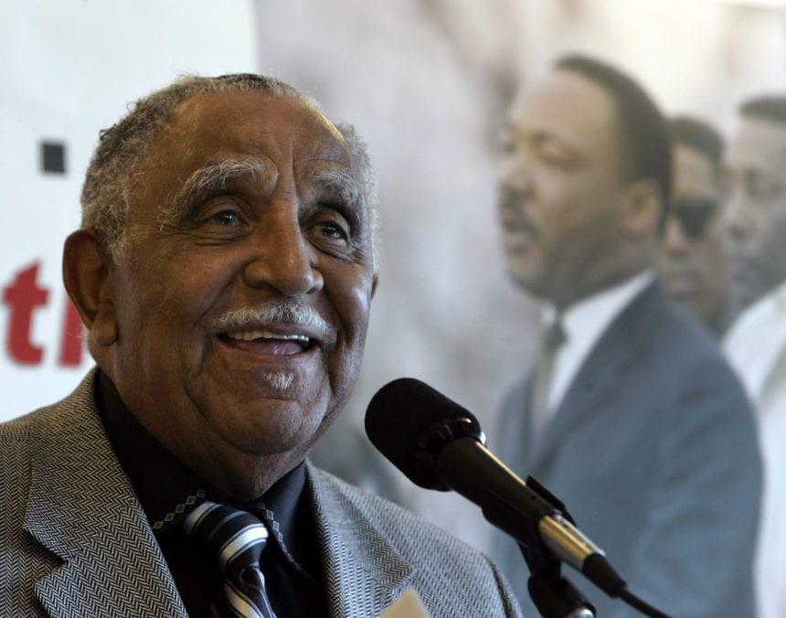 Joseph Lowery, civil rights leader and MLK aide, dies at 98