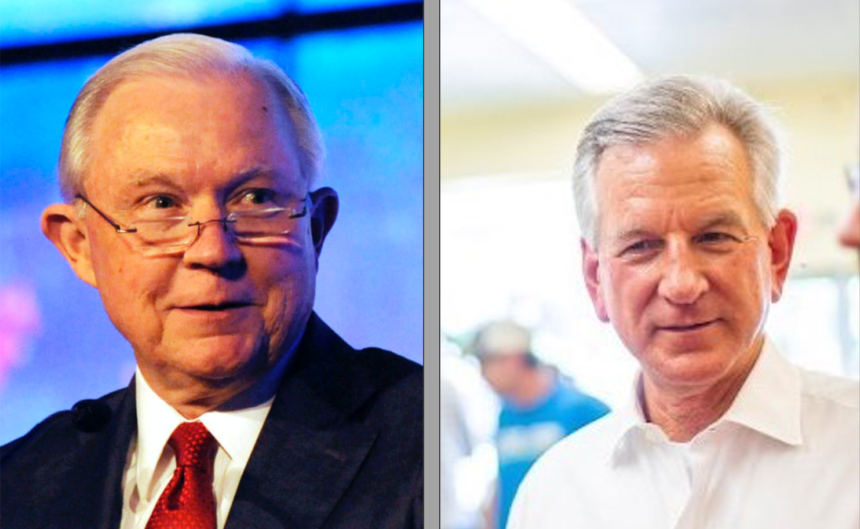 Poll: Tuberville grows lead over Sessions