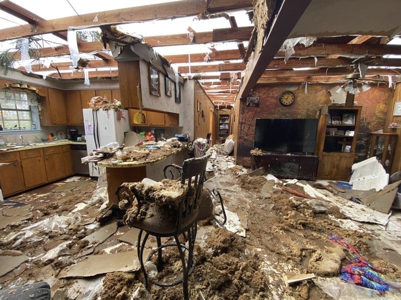Storm death toll climbs to 3