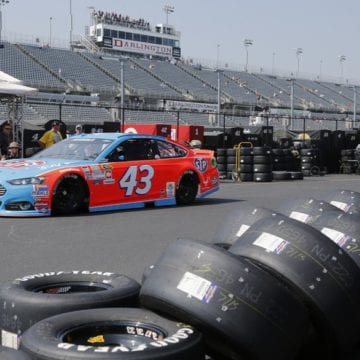 NASCAR plans to race its way through the South in June