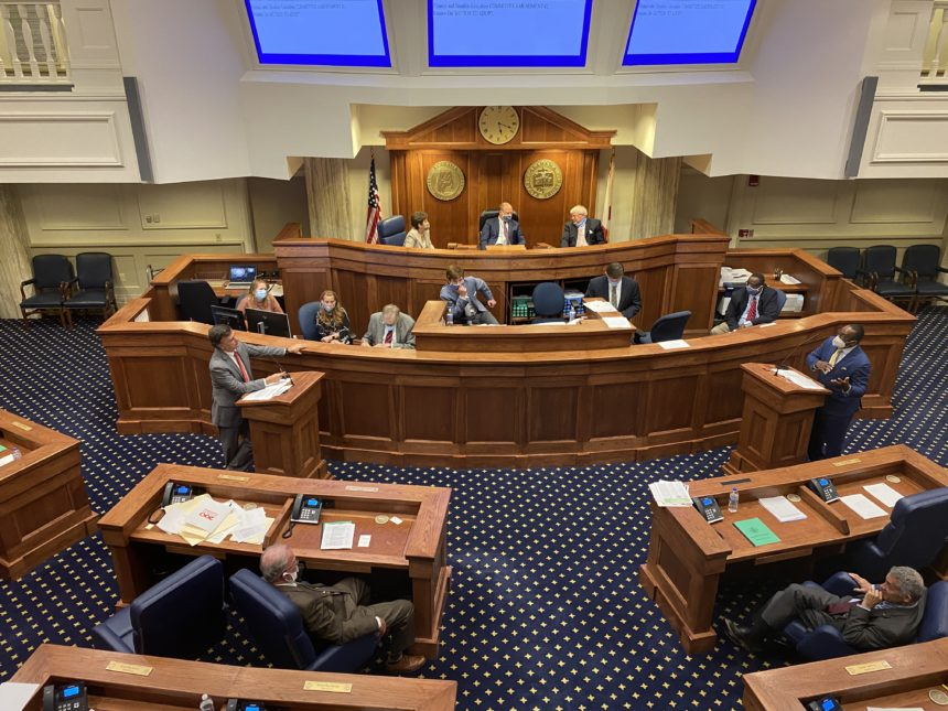 Senate passes $1.25 billion bond issue for schools