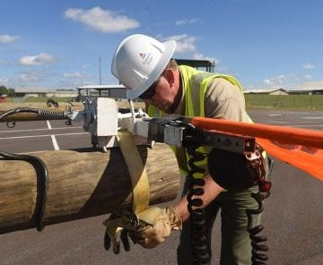 Energy Institute marks Lineman Appreciation Day