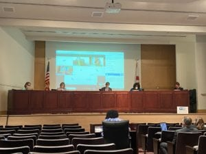state education board meeting