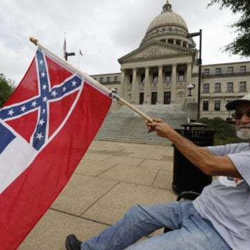 Mississippi set to remove Confederate emblem from its flag