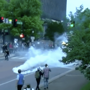 Huntsville chief: Out-of-town anarchists stirred up trouble