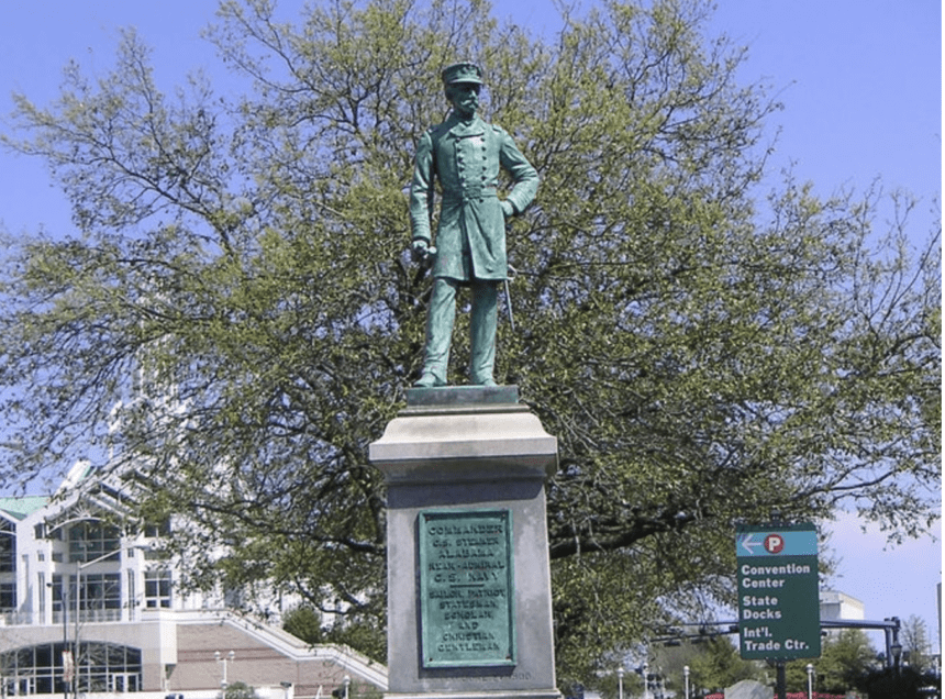 Mobile's Confederate statue relocated to a museum
