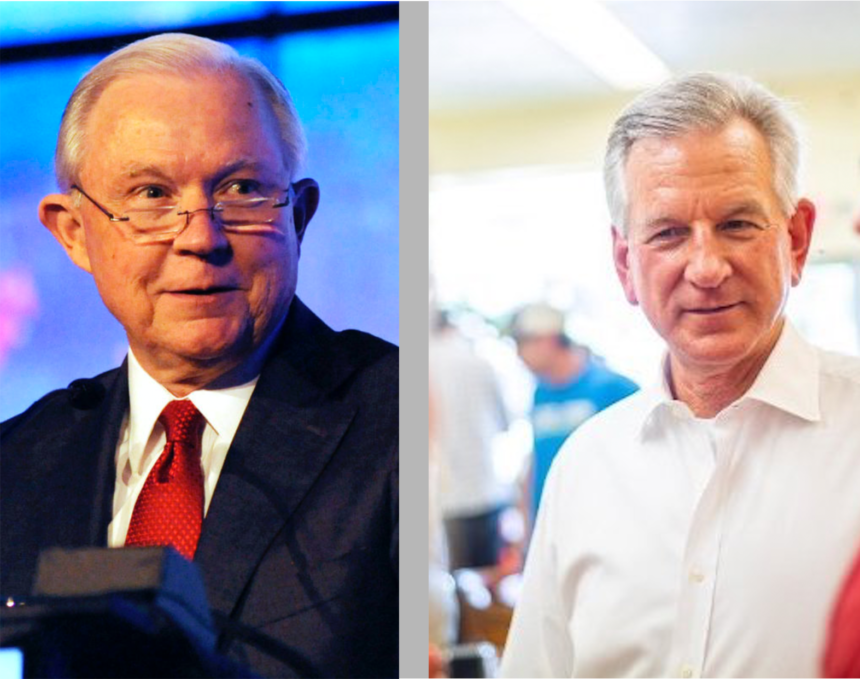 New Poll shows Tuberville leading Sessions in final days of race
