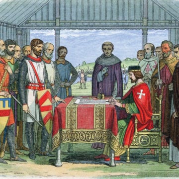 Justice Will Sellers: Celebrate the Magna Carta