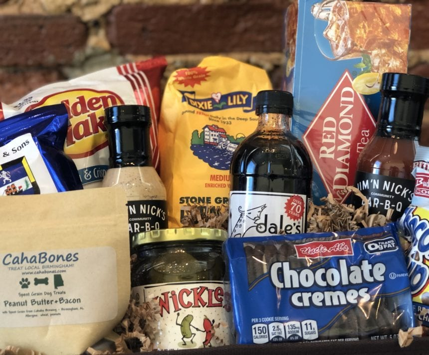 'Bama in a Box' brings Alabama-made products to your door