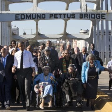 Renaming Alabama bridge for John Lewis opposed in Selma