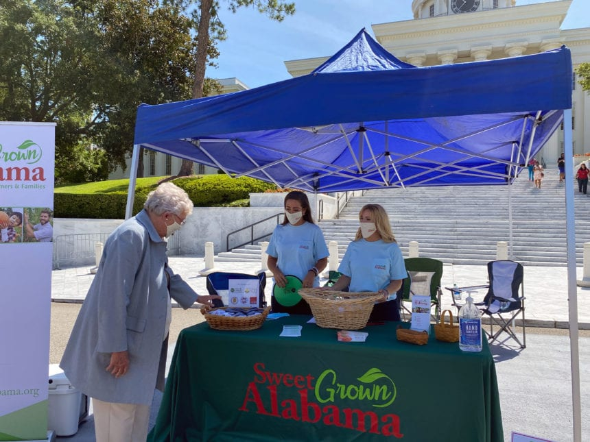 Ivey declares 'Sweet Grown Alabama Day,' promotes local products