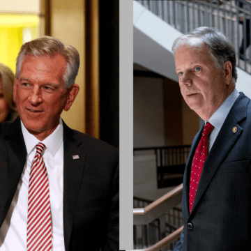 Tuberville says maybe to debate; Jones: Voters deserve one