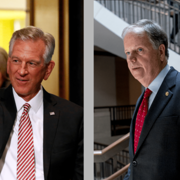 New poll shows Tuberville leading Jones by 17 points