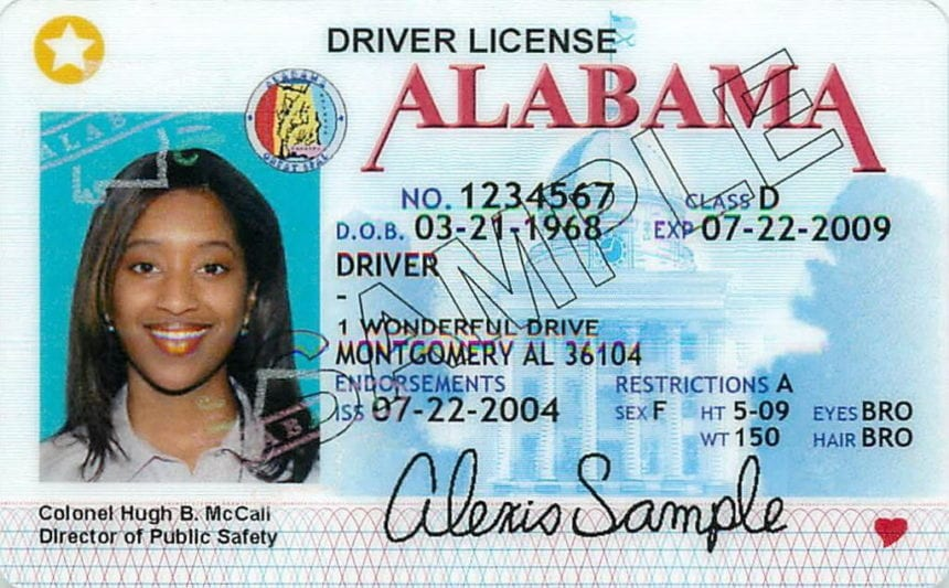 ALEA to upgrade driver's license system