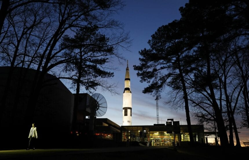 Breaking: U.S. Space Command to locate at Huntsville's Redstone Arsenal