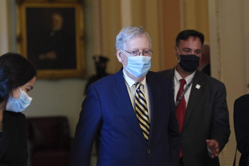 'A line in the sand': Both sides dig in on virus relief bill