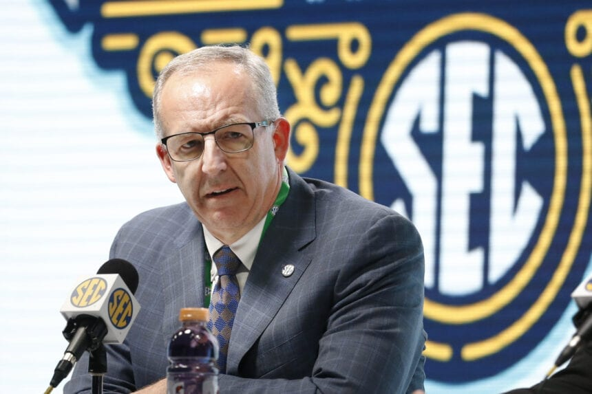SEC adapting to help league crown champion during pandemic