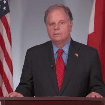 Sen. Doug Jones won't vote to confirm Supreme Court justice nominee before election