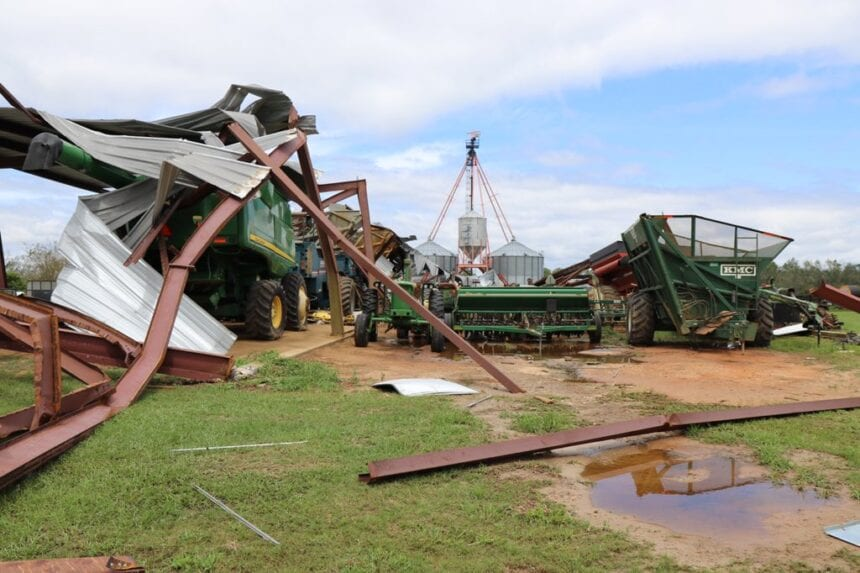 Ag department, ALFA collecting Hurricane Sally damage information