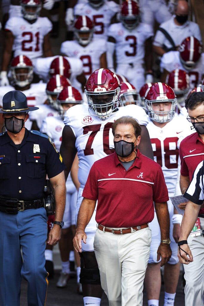 Alabama, Auburn games postponed by COVID-19 issues