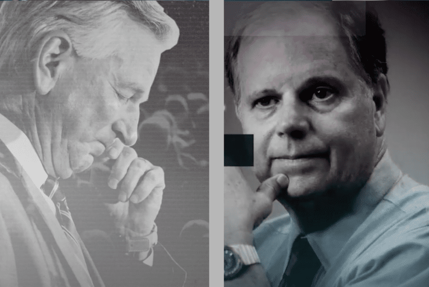 Closing arguments: Jones, Tuberville attack each other in final TV ads