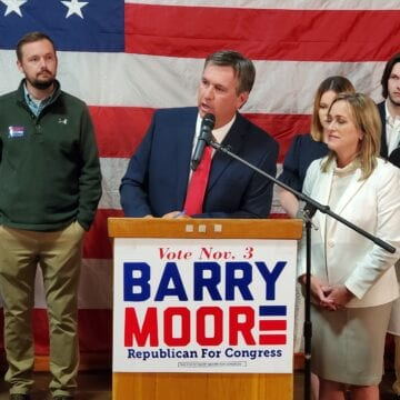 Barry Moore wins in 2nd Congressional District