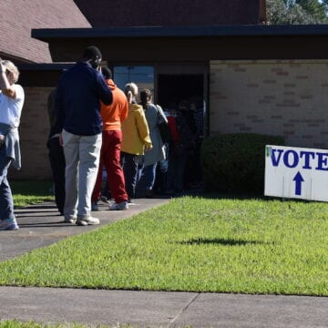 AP VoteCast: Alabama voters mixed on state of nation